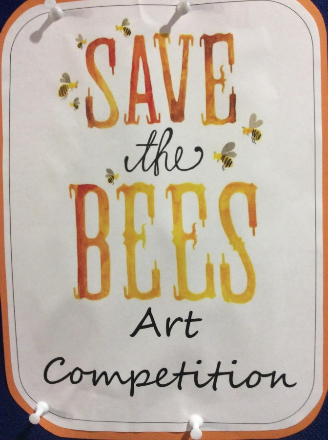 Save the bees – art competition