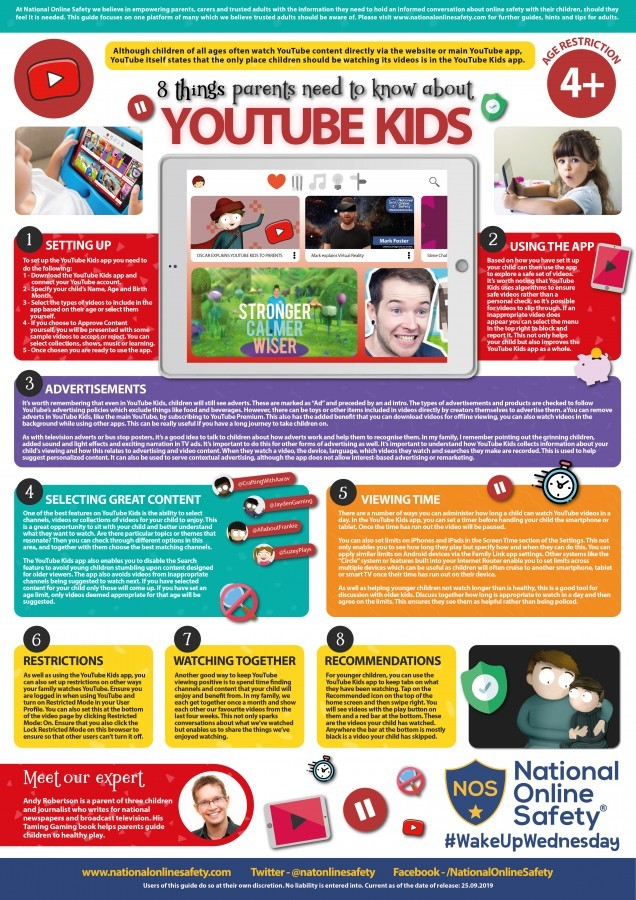 Internet Safety Guides